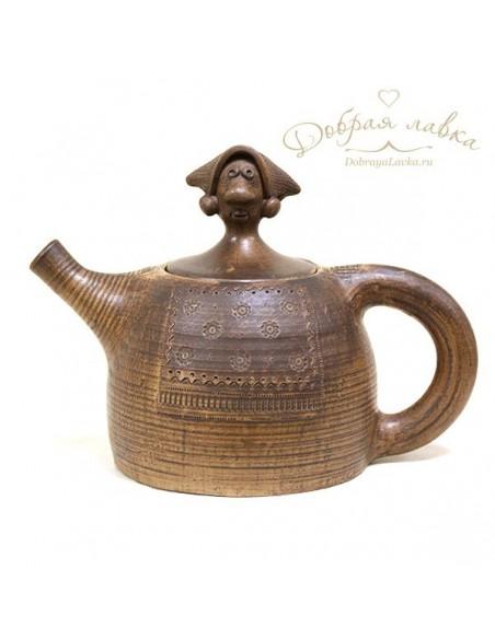 Чайник «Баба» 1,7л