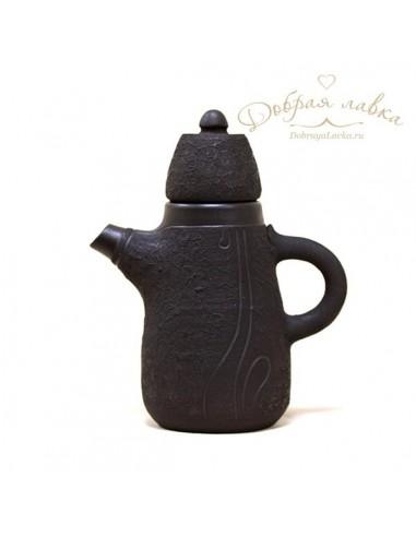 Маленький черный кофейник 0,45 л