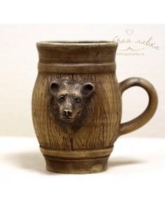 Кружка «Медведь»