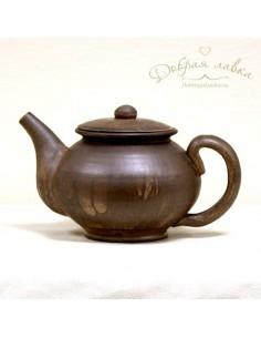Глиняный чайник 1,2 л