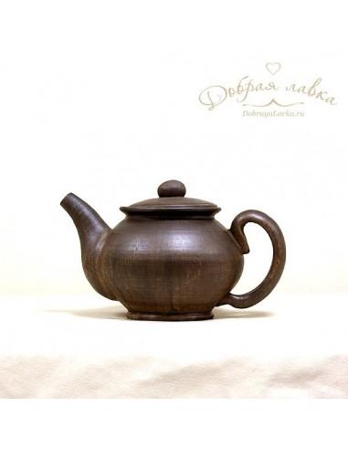 Глиняный чайник 0,8 л