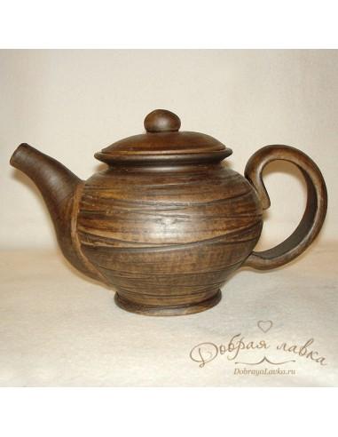 Чайник полосатый 0,8 л