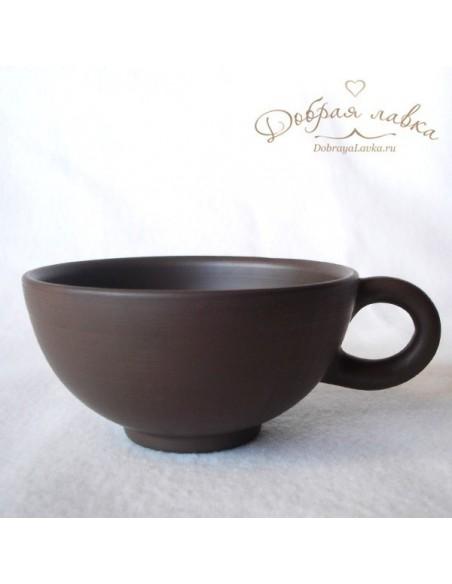 Чайная чашка «Шоколад»