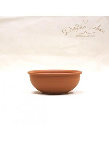 Глиняная тарелка «Деревенская» 17 см